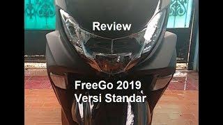 Review Motor Yamaha FreeGo 2019 Versi Standar