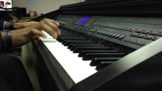 """ All I Want "" Jay Sean Piano Cover (Frederico de Melo)"