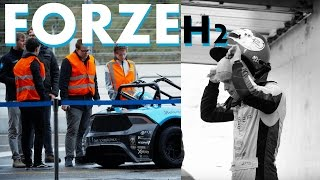 Student hydrogen race car to power the world