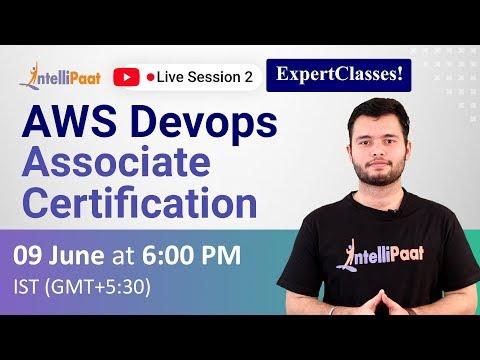 AWS DevOps Associate Certification | AWS DevOps Tutorial ...