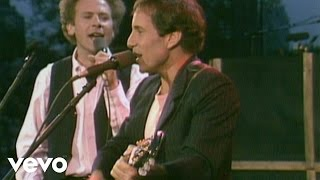 Simon & Garfunkel 'Me & Julio Down By The Schoolyard (from 'The Concert In Central Park')'