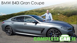 BMW 8 klasė Gran Coupe (G16) 2019 - dabar
