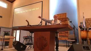 Shabbat Sermon (Rabbi Russ Resnik)