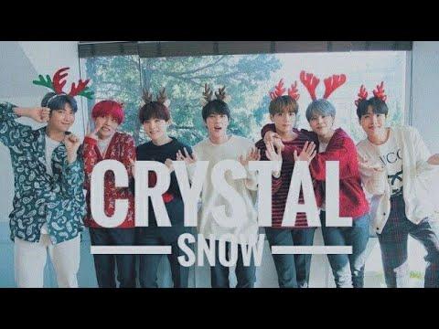 [Рус караоке by VIKKI] BTS - CRYSTAL SNOW