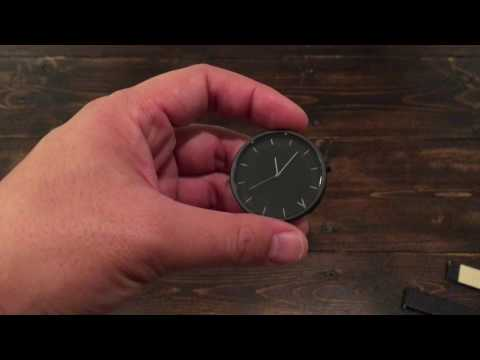 The Fifth Watches-Tokyo Fuyu Unboxing and Review