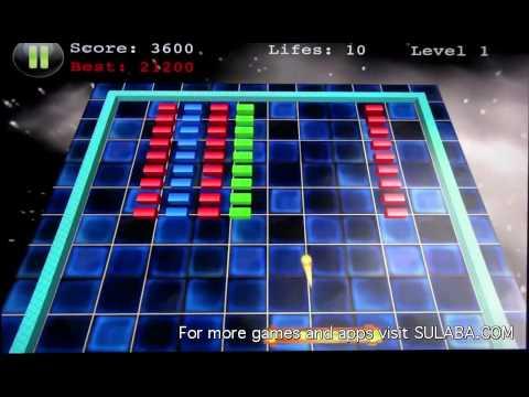 Video of Block Smasher Free Hit Bricks