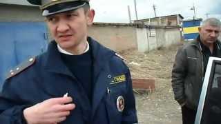 Югорск. Мониторинг исполнения закона о полиции 1.05.12