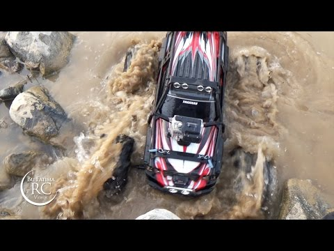 The Best RTR Waterproof RC CAR, TRAXXAS SUMMIT  تراكساس سوميت