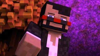 THE LEAP OF FAITH (Minecraft Animation)
