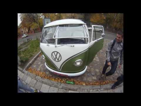 Volkswagen T1 1969 року, відео 1