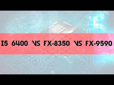 AMD FX 8350 Equivalent? :: Hardware and Operating Systems