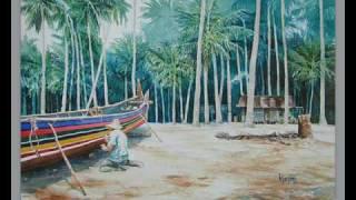 preview picture of video 'Nostalgia Pantai Sabak - 1'