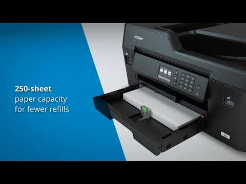 Brother MFC-J6530DW Professional Colour Inkjet Multifunction