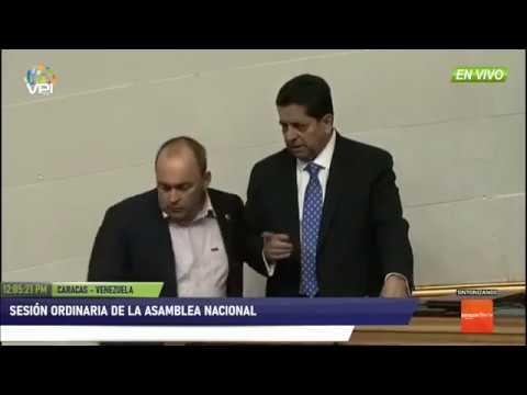 EN VIVO - Sesión Ordinaria de la Asamblea Nacional de Venezuela - Martes 10 de Diciembre