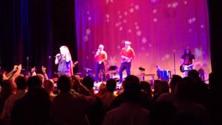 The Dan Band - Rock you hard the Christmas