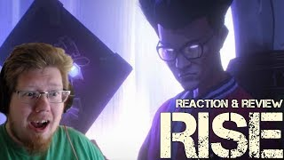 RISE | League of Legends - Worlds 2018 | Reaction & Review