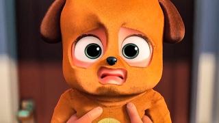 THE BOSS BABY 'Baby Break' Movie Clip + Trailer (2017)
