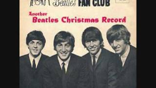 The Beatles - Christmas Record 1964