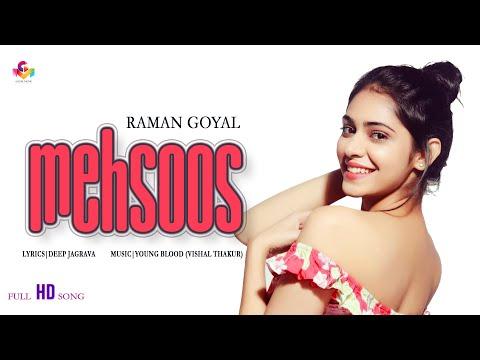 Mehsoos  Raman Goyal RG