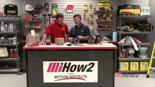 MiHow2 - SKF - Mounting a Tapered Bore Spherical Bearing on an Adapter Sleeve