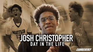 Josh Christopher DAY IN THE LIFE- Nationally Recruited Sophomore Has Game Like SWAGGYP!