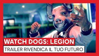Trailer Rivendica il Tuo Futuro - ITALIANO