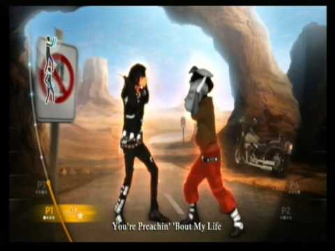 michael jackson the experience wii ghost