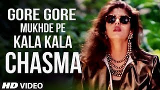 Gore Gore Mukhde Pe Kala Kala Chasma | Super Hit Full Song | Akshay Kumar Movie Song