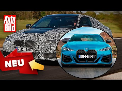 BMW 4er (2020): Erlkönig - Neuvorstellung - Coupé - Marktstart - Infos