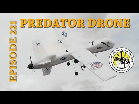Must Watch Predator Drone in Action!