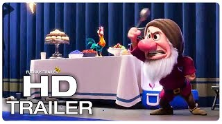 WRECK IT RALPH 2 Grumpy Dwarf Easter Egg Scene Trailer (NEW 2018) Animated Movie HD
