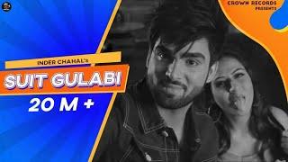 Suit Gulabi Ft Smayra  Inder Chahal