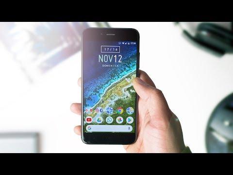 Il Miglior Smartphone Economico ? Il Mio Nuovo Xiaomi Mi A1