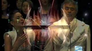 Andrea Bocelli & Sofia Nizharadze - Time To Say Goodbye