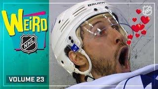 Weird NHL Vol. 23: We Love Weird!