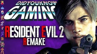 Resident Evil 2 Remake - Did You Know Gaming? Feat. Furst