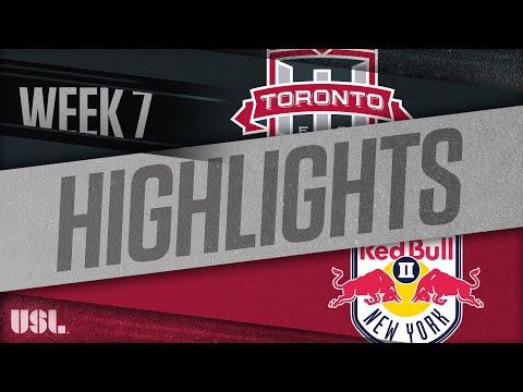 Торонто 2 - Нью-Йорк Ред Буллз-2 0:0. Видеообзор матча 29.04.2018. Видео голов и опасных моментов игры