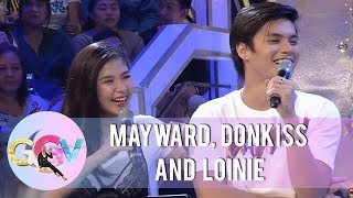 GGV: Ronnie and Loisa are in a happy 2-year relationship