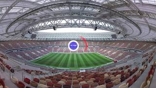 2018 FIFA World Cup: Moscow