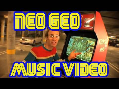 Keith Apicary - Neo Geo Song (Music by FantomenK)