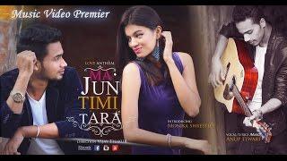 Ma Jun Timi Tara - Anup Tiwari | New Nepali Pop Song 2016