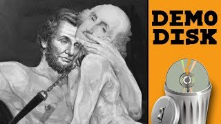 ABRAHAM LICKIN' - Demo Disk Gameplay