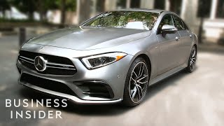 Does The Mercedes AMG CLS53 Have The Best Car Seats In The World? | Real Reviews