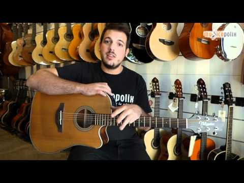 Takamine gd20ce: Black Friday