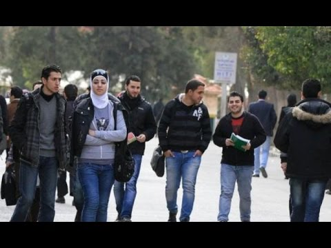 Download Inside Damascus Campus HD Mp4 3GP Video and MP3