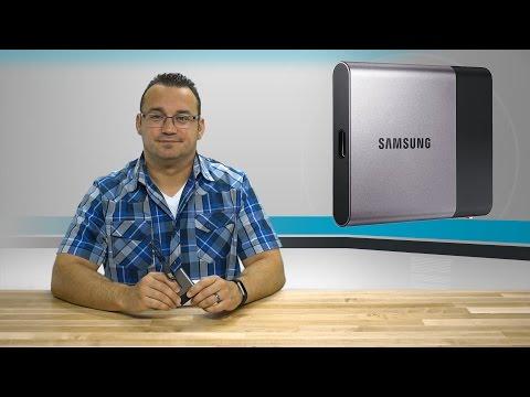 Samsung T3 SSD External Hard Drive Review