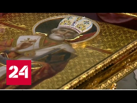 Мощи святого луки крымского в москве в каком храме