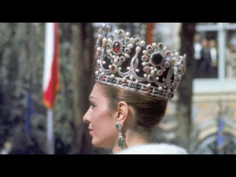 QUEEN OF ALL QUEENS - Empress Farah Pahlavi -