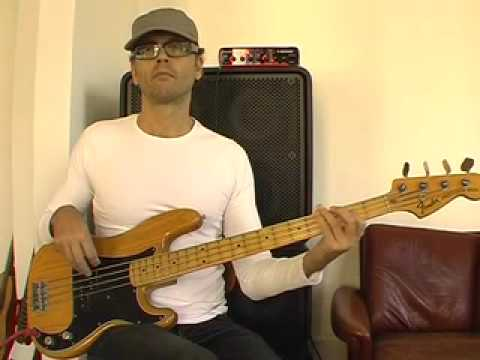What is hip -Tower of Power - bass play along