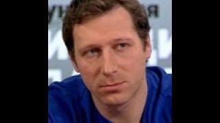 Виктор Мараховский  Нет никаких антиглобалистов
